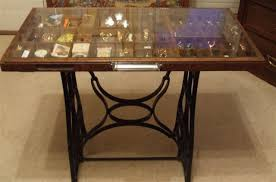 sewing machine table ideas diy craft projects trash to treasure architectural salvage