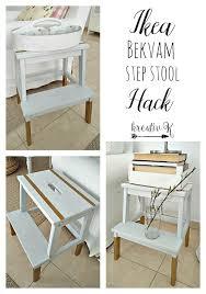 Ikea Step Stool Rroom Me | ikea bekvam step stool hack kreativk