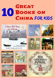 10 Great Books About For 10 Great Books On China For Pragmaticmom