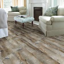 Chateau White Rustic Laminate Flooring Pinboard