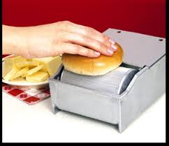 Buttered Bread In Toaster Bread Bun Bagel Toaster And Waffle Babers Irons At Great Prices