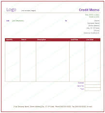 amazing sample credit note format images resume samples
