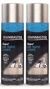 stainmasters carpet upholstery cleaning 2pc stainmaster high traffic 22oz carpet cleaner home office car rv