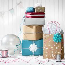 buy john lewis wrapping kraft paper brown l10m john lewis