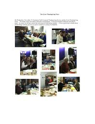 the great thanksgiving emmanuel episcopal church of alexandria mn u2014 past church activities