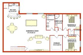 floor plans for basements basement basement floor plans