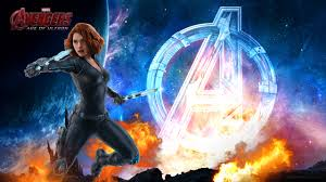 avengers age of ultron 2015 wallpapers avengers age of ultron promo art black widow by chenshijie9095