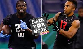late for work 4 24 ranking of 2018 draft class from
