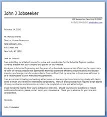 polymer engineer cover letter