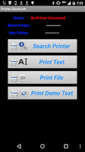 printer app for android printer bluetooth android apps on play