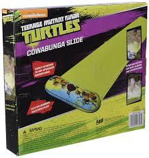amazon com teenage mutant ninja turtles cowabunga single slide