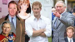 where does prince harry live james hewitt is prince harry u0027s real father according to u0027king