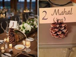 themed table numbers 35 most appealing wedding table number ideas everafterguide