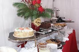christmas dessert buffet dessert buffet table hollidays catering in southern