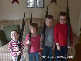 stephanie u0027s mommy brain homemade toy wooden gun tutorial