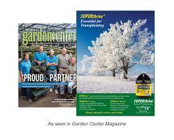 Urban Roots Garden Center Press Superthrive