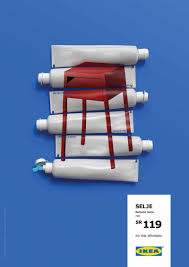 Smart Table Price by A Smart Ikea Campaign That Emphasizes On The Products U0027 Low Prices