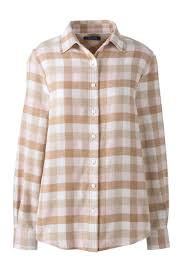 what is tartan plaid women s flannel shirt from lands end