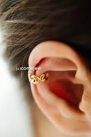 cartilage cuff earrings mini new moon ear cuff earcuff earring moon ear cuff cartilage