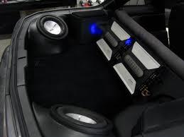 nissan titan sub box show me your custom speaker boxes nissan forum nissan forums