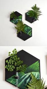 these wall mounted vases also double as art contemporist