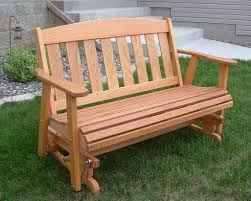 Porch Swing Gliders Amish Outdoor Furniture Amish Made Porch Swings Gliding Benches