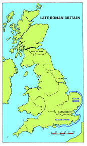 Map Of Kent England by Maps Of Anglo Saxon England Tha Engliscan Gesithas