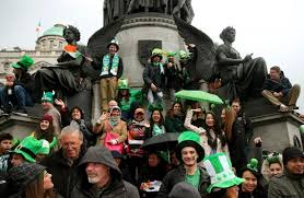 34 great photos from st patrick u0027s day parades around the country