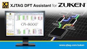 zuken announces xjtag dft assistant for cr 8000 pcb design suite