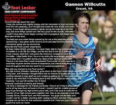 Gannon 2014 Foot Locker Cross Country Championships