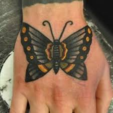 traditional butterfly design idea for and