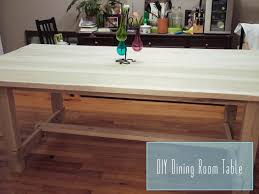 Making Dining Room Table Homemade Dining Room Table Homemade Dining Room Table Diy Dining