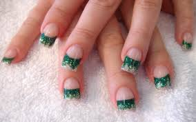 nail designs for french tips images nail art designs