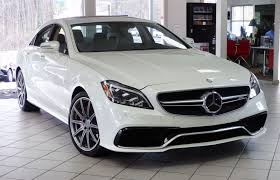 mercedes in ga used 2015 mercedes cls 63 amg s marietta ga