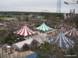 Six Flags New Jeresy Panoramio Photo Of Aerial View Of Six Flags Great Adventure