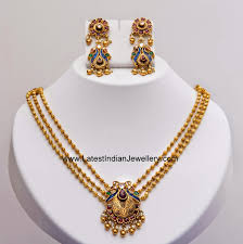 light weight gold necklace designs beautiful light weight necklace designs in gold jewellry s website