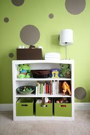 interior elegant green grey color baby nursery alongside simple