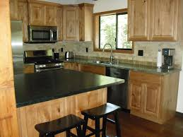kitchen countertop options with different choices of surface along