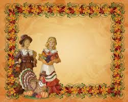 thanksgiving pilgrims autumn background stock photo irisangel