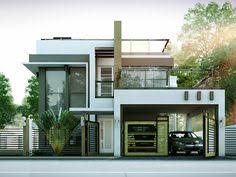 2 story modern house plans modern 2 storey house designs search house ideas