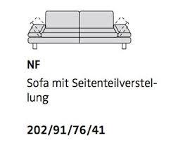 sofa selbst zusammenstellen willi schillig 22070 in leder konfigurierbar sitzdesign