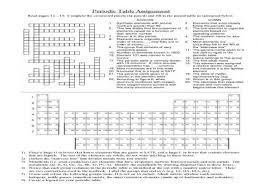periodic table puzzle worksheet answers periodic table puzzle worksheet answers instructional fair www