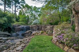 Rock Quarry Garden Rock Quarry Garden In Cleveland Park Greenville Sc Photograph By