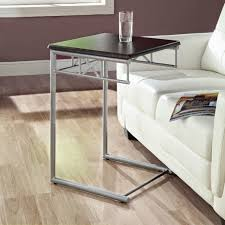getting benefit from metal tv tray tables at home of including