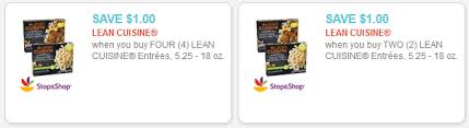 lean cuisine coupons 1 00 2 lean cuisine coupon only 1 38 each at kroger
