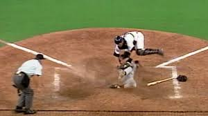 Home Plate Baseball 1991 Asg Fisk Tags Out Clark At Home Plate Youtube