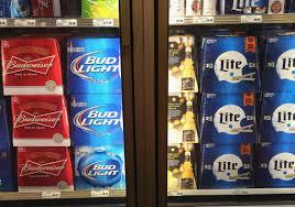 how much is a 18 pack of bud light platinum 12 packs 18 packs hit pennsylvania beer distributor shelves