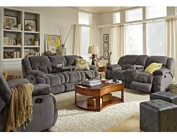 The Park City Collection Gray Value City Furniture - Value city furniture living room sets