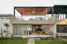 Beach House Design Plans Stunning Architectural Of A Modern Concrete House Design With Home