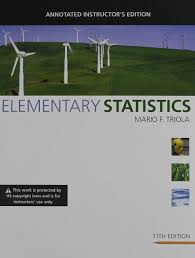 elementary statistics annotated instructor u0027s edition mario f